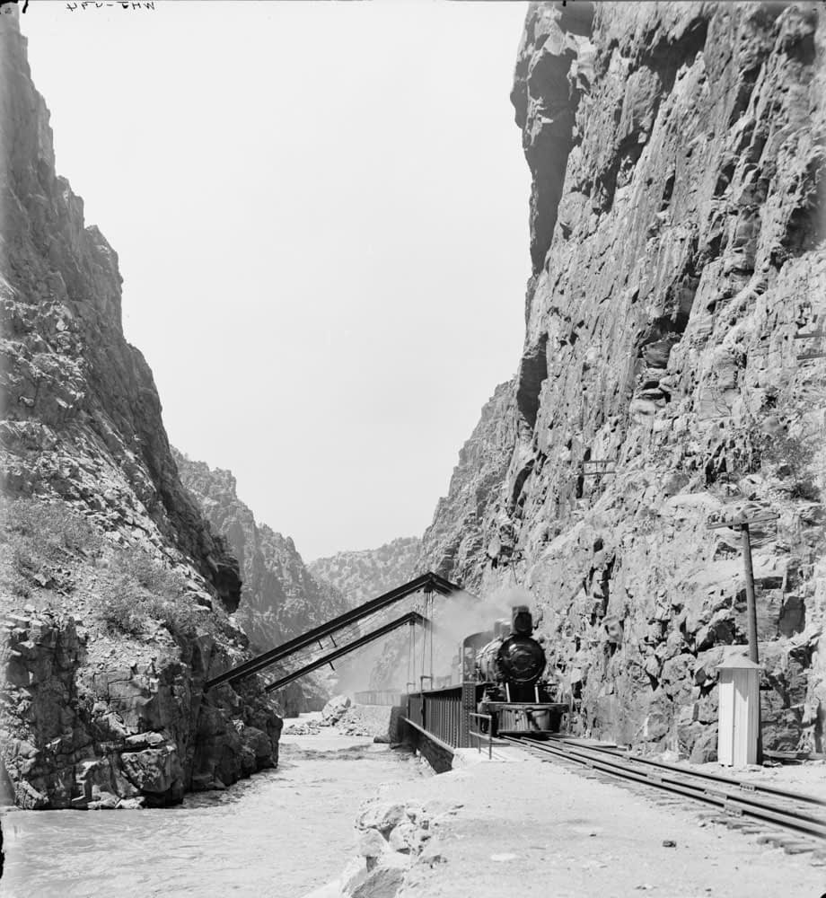 Historic Royal Gorge Route