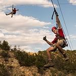 Zipline and rafting package trip