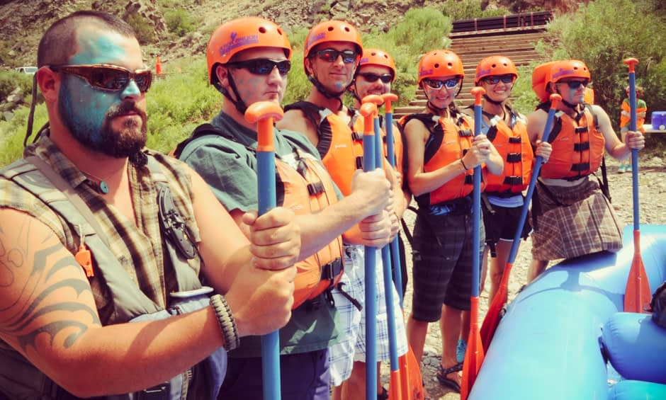 Ready for Battle - Echo Canyon's Signature Team Building Experience - Battle of the Bighorn