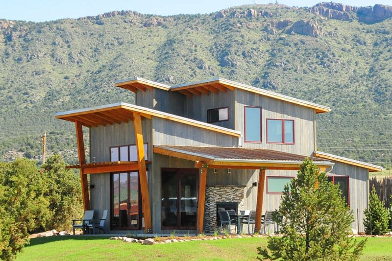 Double King Cabin at Echo Canyon and Royal Gorge Cabins
