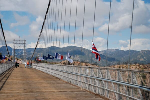 Royal Gorge Bridge attraction
