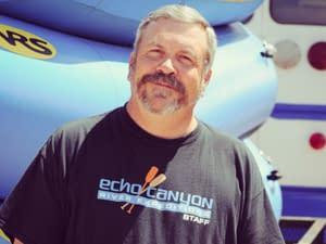 Echo Canyon Shuttle Driver Don