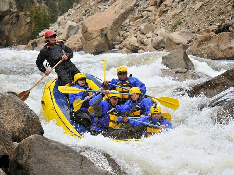 clear creek advanced trip