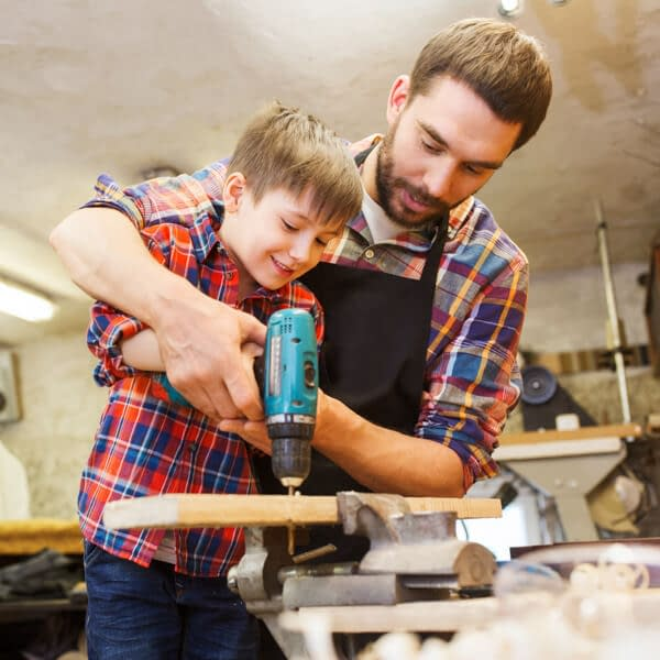 father and son projects